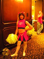 Cheerleader Suzaku (Code Geass)