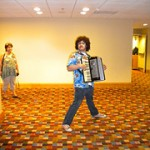 Weird Al Cosplayer