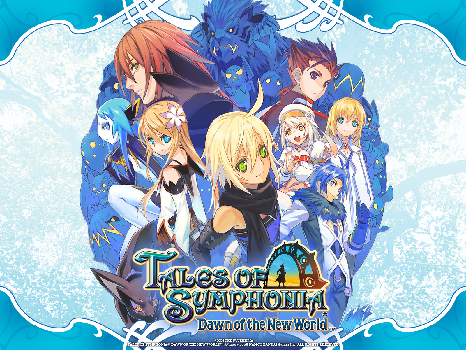 Tales of Symphonia Dawn of the New World Review